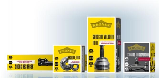 Расширение ассортимента по бренду KRONER в магазинах Француз