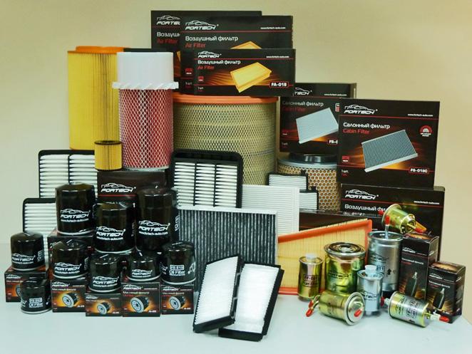 Компания Француз информирует Вас о наличии фильтров торговой марки FORTECH в магазине Француз (г. Таганрог, ул. Ленина, 217)