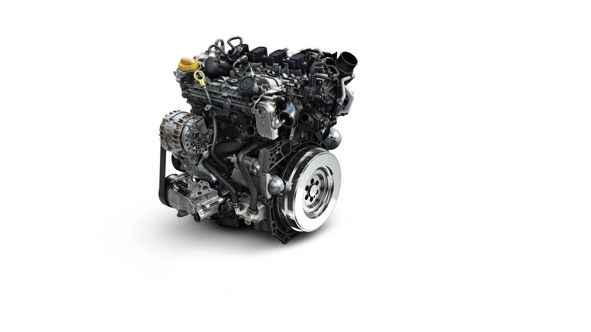 Renault представила новый двигатель